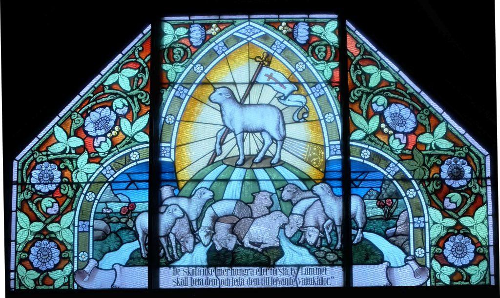 Kyrkans korfönster